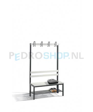 Schoenenrek 100 Cm.C P Select Garderobebank Kunststof 100 Cm Breed Online Te